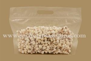 Big Taille popcorn Sacs