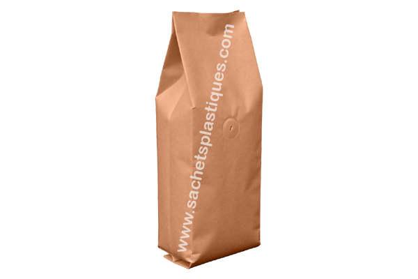 papier de sac de café
