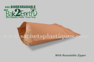 Oxo Biodegradabel sacs